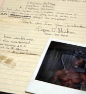 tupac signed prison letter