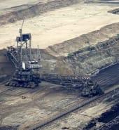Mining Brown Coal CC0 Public Domain