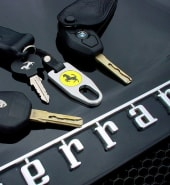 Car keys Ferrari