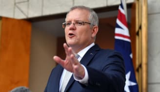 PM Scott Morrison AAP DO NOT REUSE