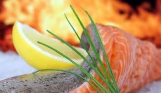 Atlantic salmons