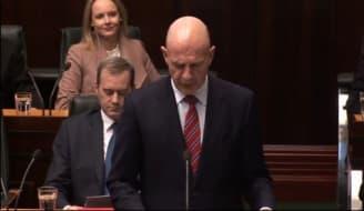 Gutwein Budget Speech