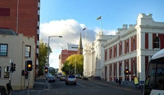 Launceston streetscape