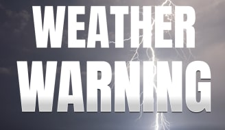 Weather Warning Template 5