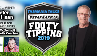 22 Tas Talks FootyTipping slider winner