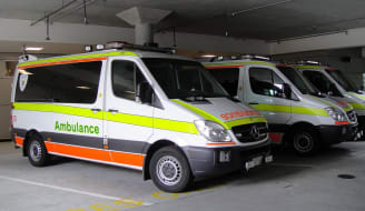 1280px Tasmanian Ambulances Mercedes