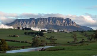 Mt Roland Tasmania Australia