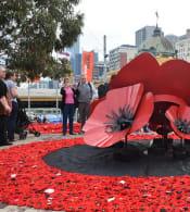 ANZAC Day 2015 Melbourne