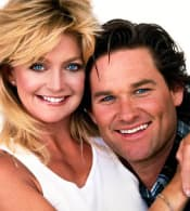 Overboard - 1987 - Promo Photo - Goldie Hawn & Kurt Russell - 2