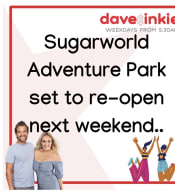 Sugarworld Adventure Park set to re open next weekendJPG