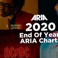 ARIA Charts 2020 List