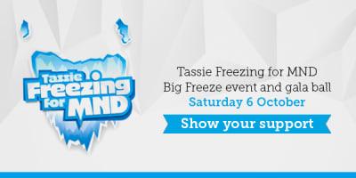 Tassie Freezing for MND