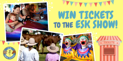 SQL IPS R94 Win Tickets to the Esk Show 1200x600