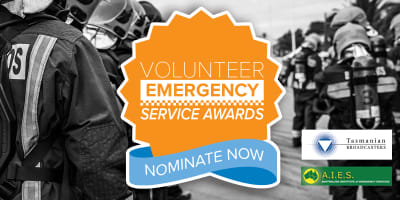 Volunteer Emergency Services Awards