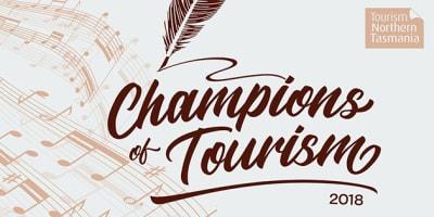 2018 Champions of Tourism Slider