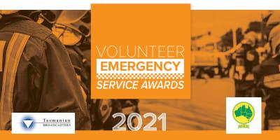 Volunteer Emergency Services Awards 2021