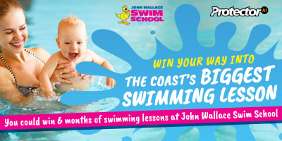 SQL MCY H91 The Coasts Biggest Swimming Lesson Slider