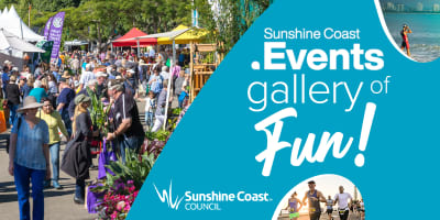 SQL MCY H91 Events Sunshine Coast Gallery of Fun 1200x600