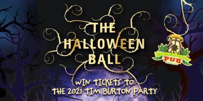 SQL MCY H91 Tim Burton Halloween Ball Slider
