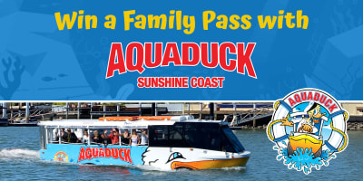 SQL MCY H91 Win a family pass with Aquaduck 1200x600