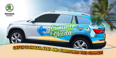 Ballarat Summer Skoda 700x350