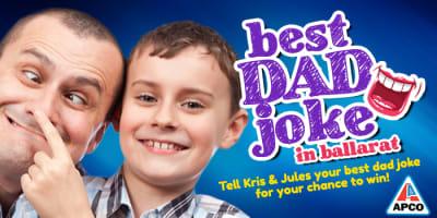 best dads joke ballarat 1