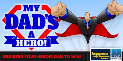 my dads a hero slider 2019