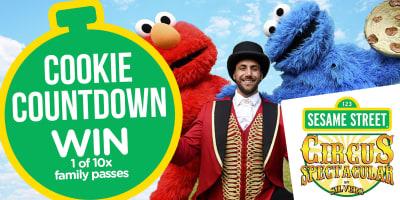 Cookie Countdown slider