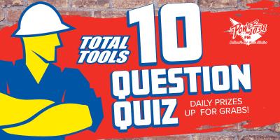 PBA Total tools 10 questions quiz slider