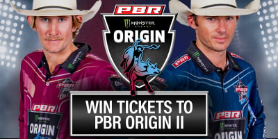 Win tickets to PBR Origin II