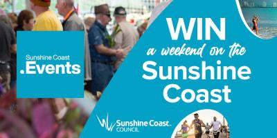 SQL R94 Z96 Win a weekend on the Sunshine Coast slider