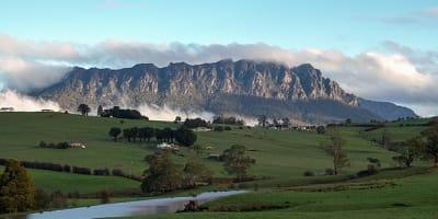 640px Mt Roland Tasmania Australia