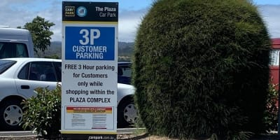 carparksign