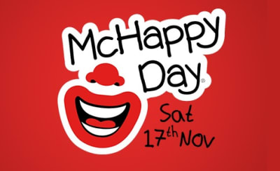 McHappy Day Slide