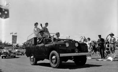 Royal Tour 1954
