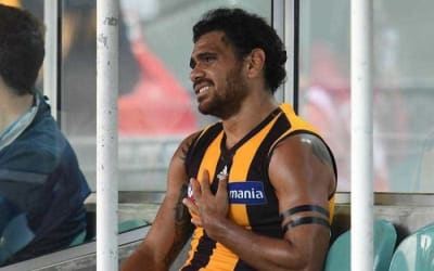 Rioli granted leave