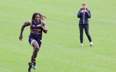 Naitanui on track for pre-season games