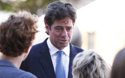 AFL boss in AFLW talks