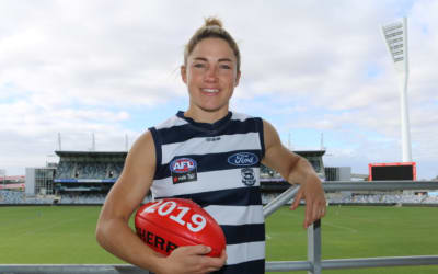 Hickey ready to step-up for Cats