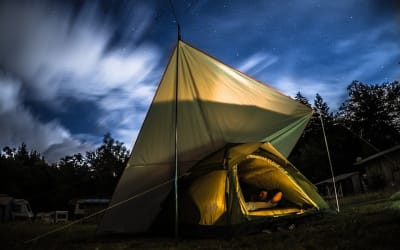 Camp, Camping, Nature, Tent, Freedom, Wood, Woods