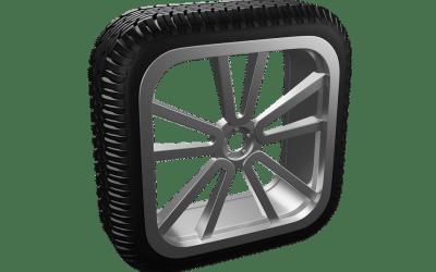 Wheel, Car, Tyre, Design, Technology, Joke, Fun, Rubber