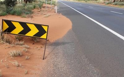 Sand Drift Highway
