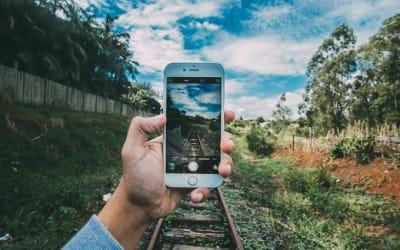 cellphone-selfie-of-railroad-and-sky.jpg