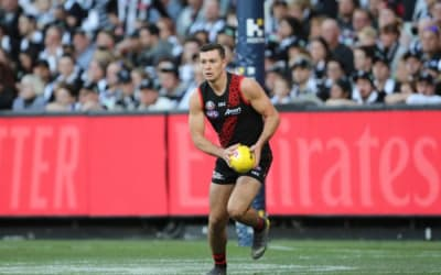 McKenna back for Bombers