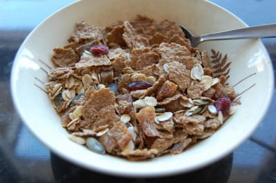Autumnal cereal