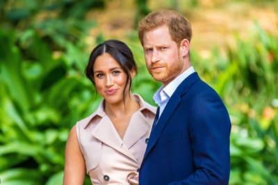 Prince Harry and Meghan Markle 650x418