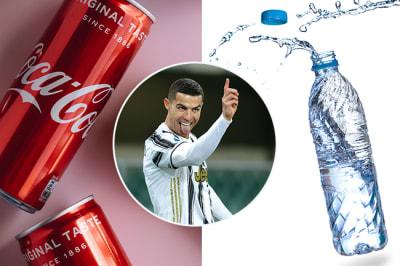coca cola water