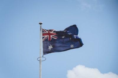 Aussue flag