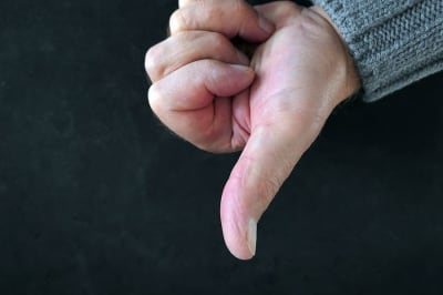 thumbs down 2