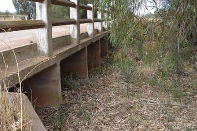 bridge upgrade in pirie